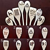 Harry Potter Wooden Spoons
