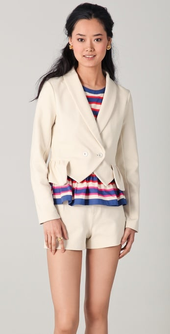 Marc by Marc Jacobs Adie Knit Blazer ($278)