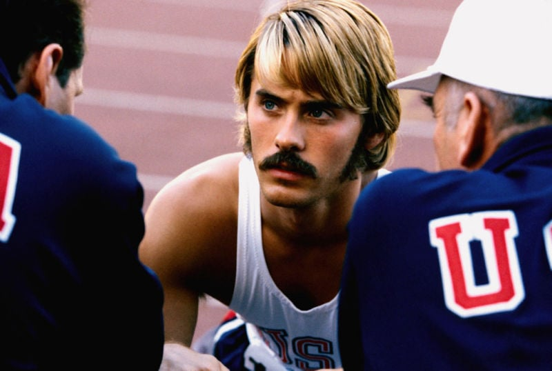 He Played a Track Star in 1997's Prefontaine