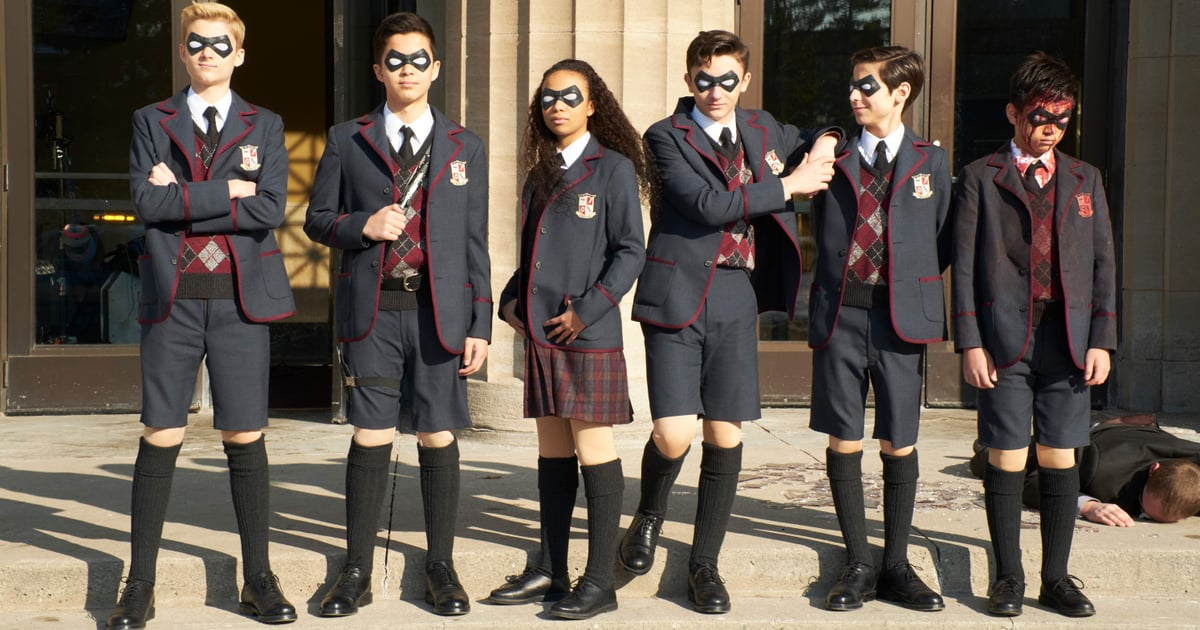 73399bb035f8e What Is Netflix s The Umbrella Academy TV Show About