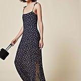 Reformation Petunia Dress ($218)
