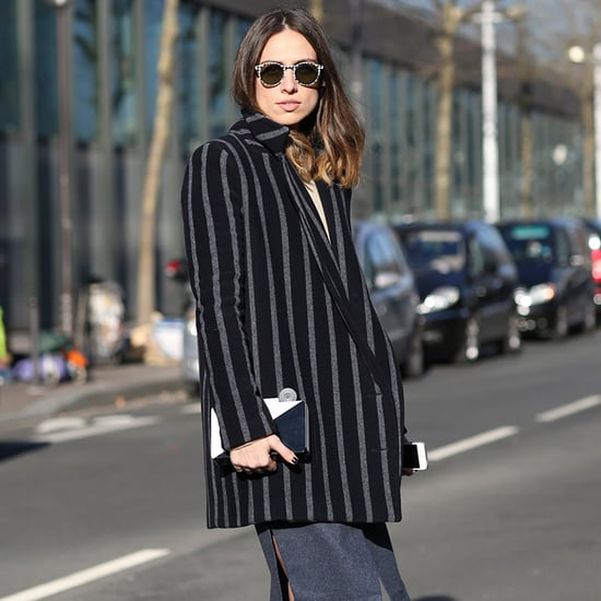 How to Style a Blazer in Winter