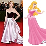 Claire Danes as Sleeping Beauty