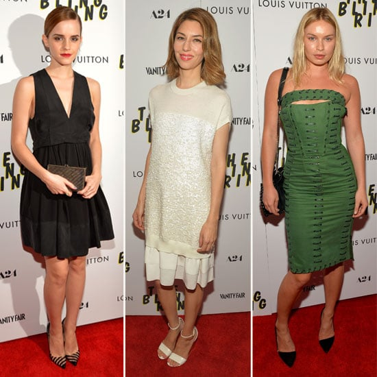 Celebrity Red Carpet Style at The Bling Ring NYC Screening