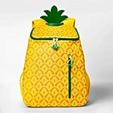 20 Can Non Quilted Backpack Cooler Pineapple