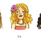 Type 2: Wavy Hair