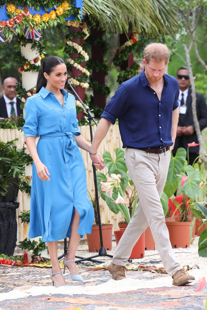 Few Royal Couples Show PDA the Way Prince Harry and Meghan Markle Do