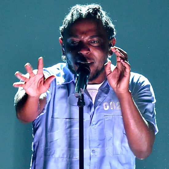 Kendrick Lamar Performance at the Grammys 2016