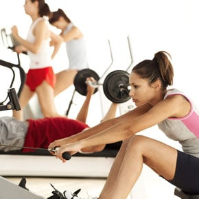 Gyms Are More Crowded in January