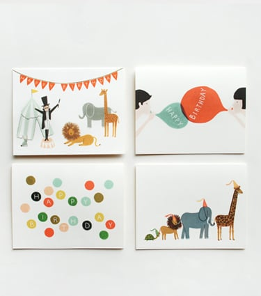 Rifle Paper Co. - Assorted Birthday Set ($16)