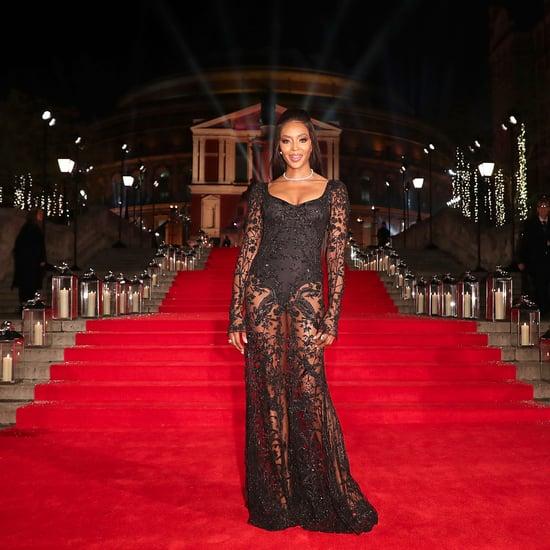 Tapis Rouge British Fashion Awards 2016