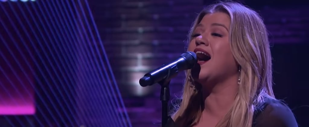 "Watch Kelly Clarkson Cover Justin Bieber's ""Sorry"""