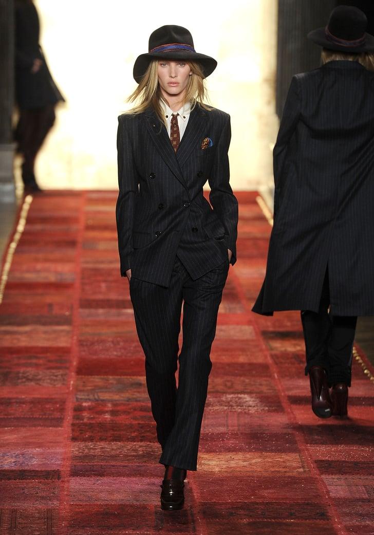 Fall 2011 New York Fashion Week: Tommy Hilfiger