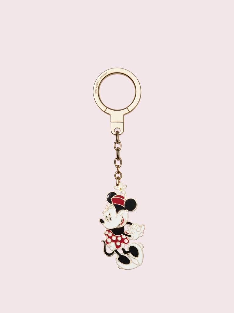 Kate Spade New York x Minnie Mouse Keychain