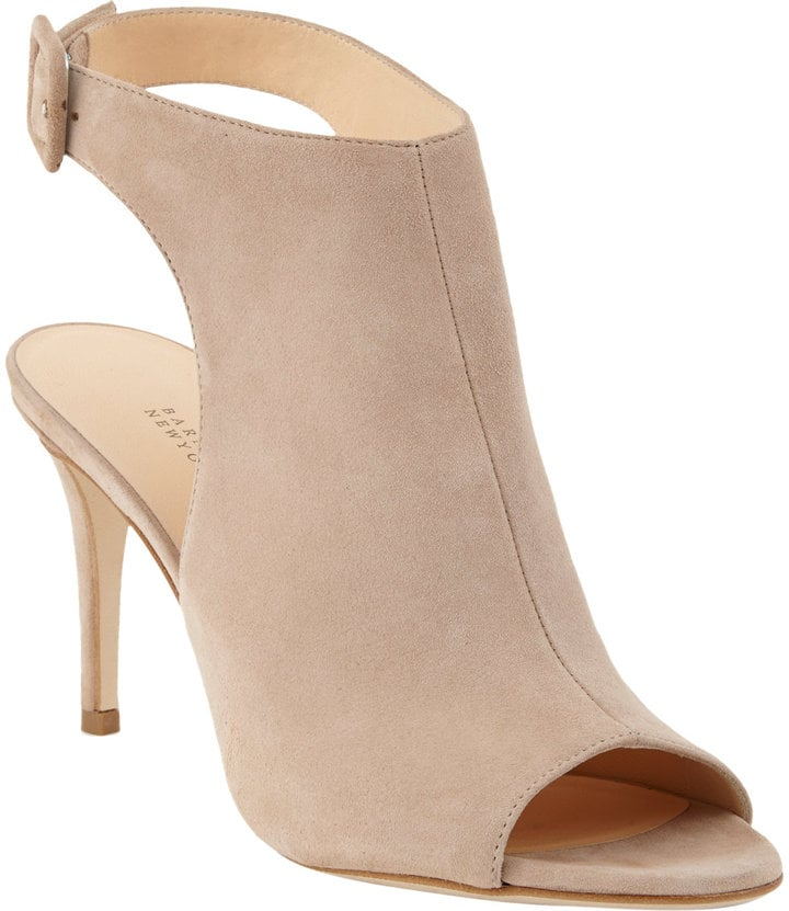 Barneys Open-Toe Bootie