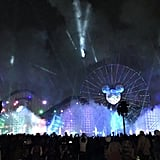 It has World of Color.