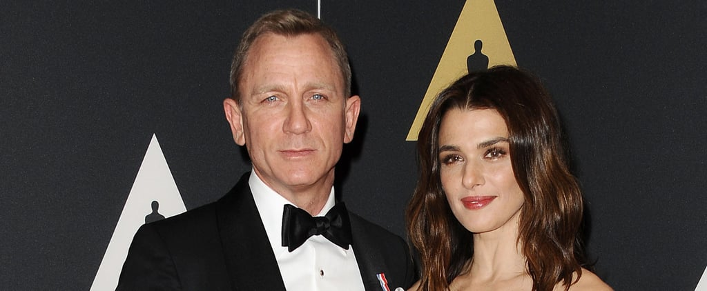Rachel Weisz Welcomes First Child With Daniel Craig