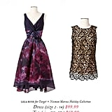 Lela Rose for Target + Neiman Marcus holiday collection.