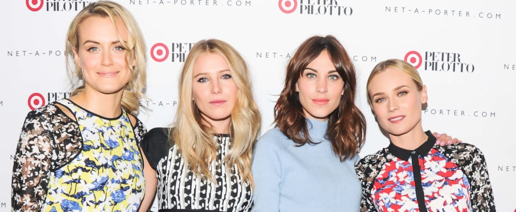 Celebrities at Peter Pilotto For Target Launch Party