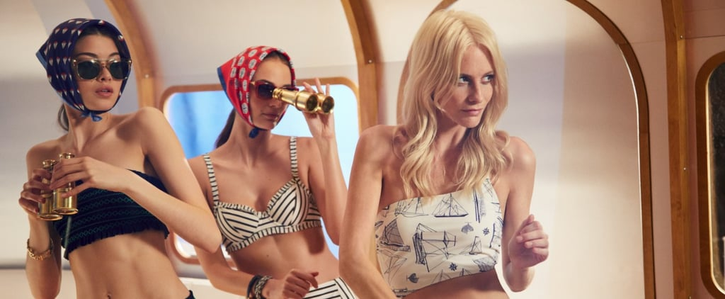 You'll Want to Join Poppy Delevingne on Her Road Trip With Tory Burch