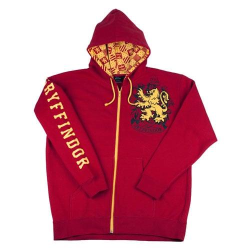 Gryffindor Hooded Sweatshirt ($60)