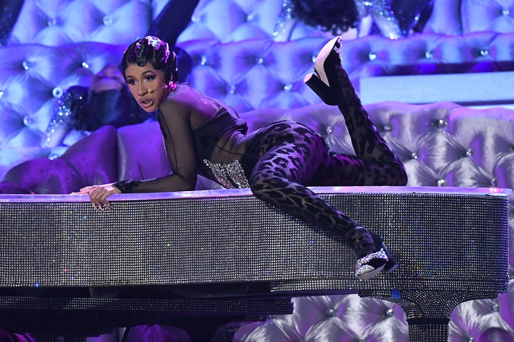 Cardi B Performing: Cardi B's Grammys Performance 2019 Video
