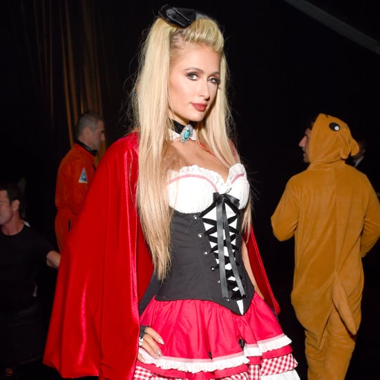 Paris Hilton's Halloween Costumes | Pictures