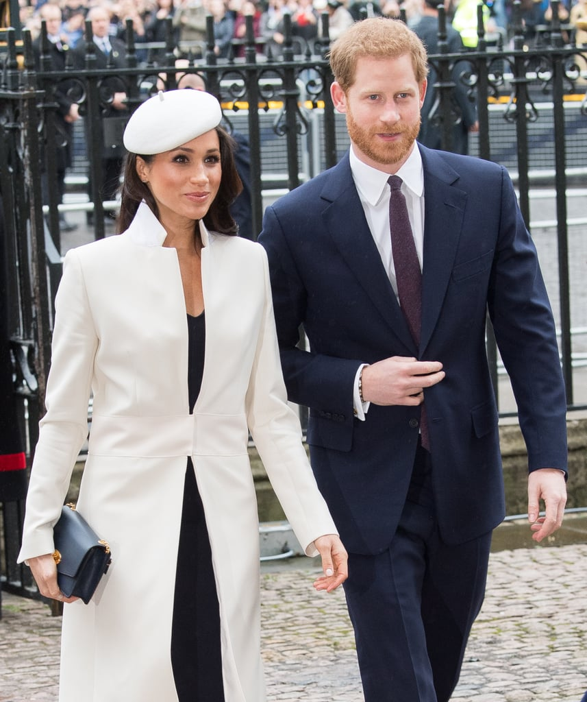 March: He and Meghan Made Their First Official Appearance With Queen Elizabeth II