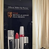 Lancome at the BAFTAs