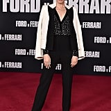 Sofia Carson at the Premiere of Ford v Ferrari