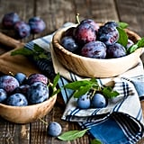 Plums and Prunes