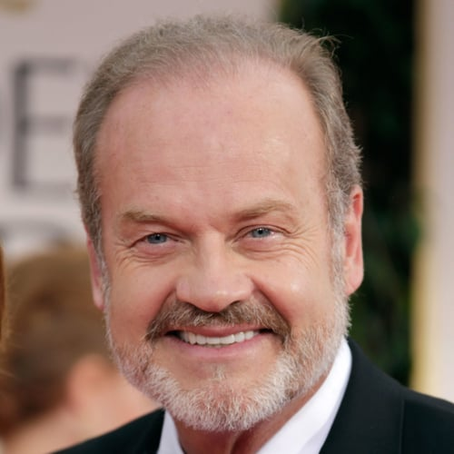 Kelsey Grammer Wins Golden Globe For Best Actor TV Drama