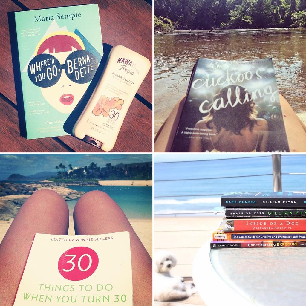 Book Cover Portadas Instagram : Beach books on instagram popsugar love sex