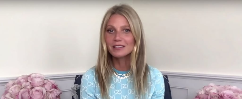 Gwyneth Paltrow on Coparenting Kids With Chris Martin