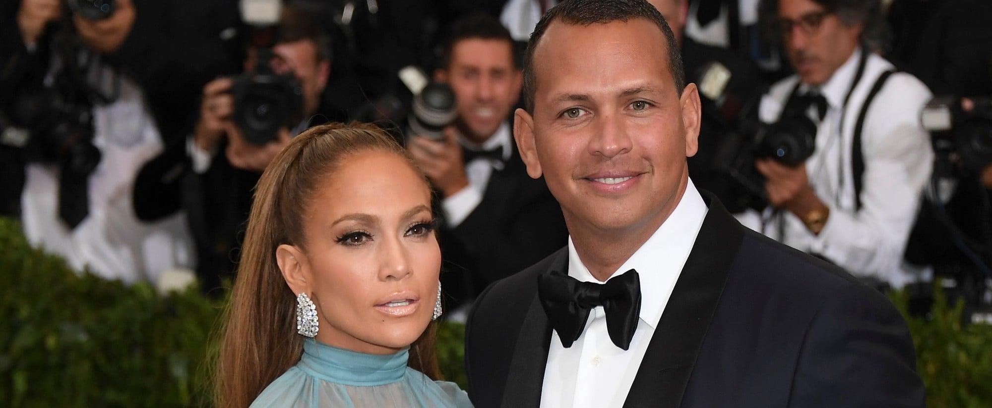 A Look Back at Jennifer Lopez's Dating History