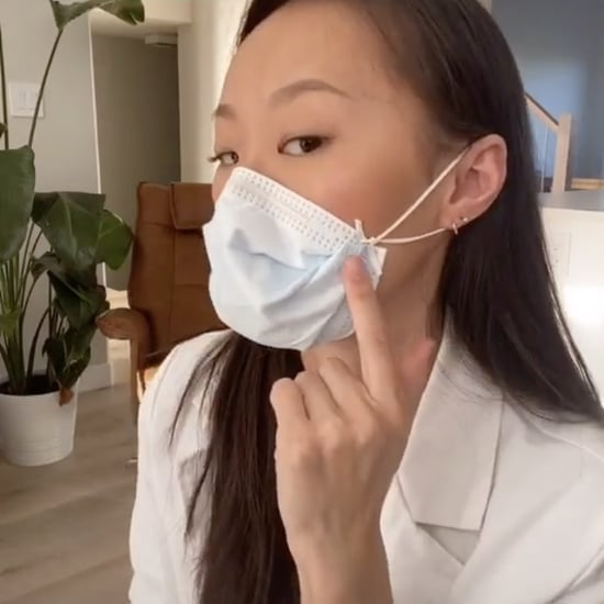 Tighten Your Face Mask With This Doctor's TikTok Trick