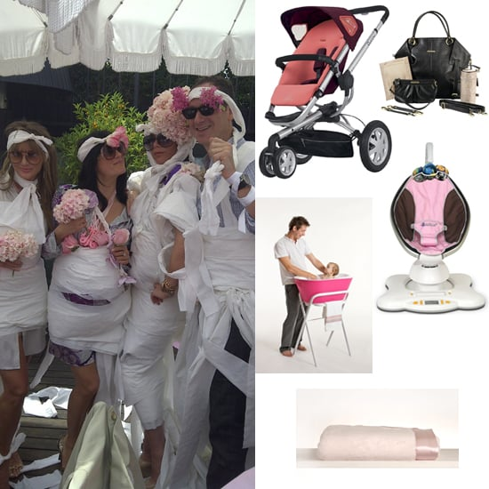 Pictures From Victoria Beckham's Baby Shower