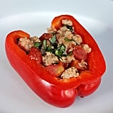 Lunch and Dinner: Stuffed Peppers