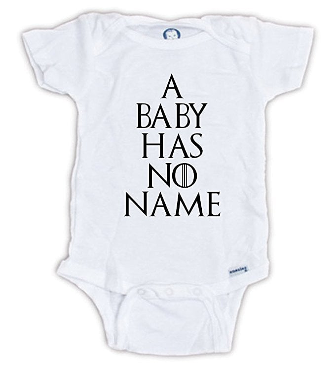 Juju Apparel Game of Thrones Baby Bodysuit