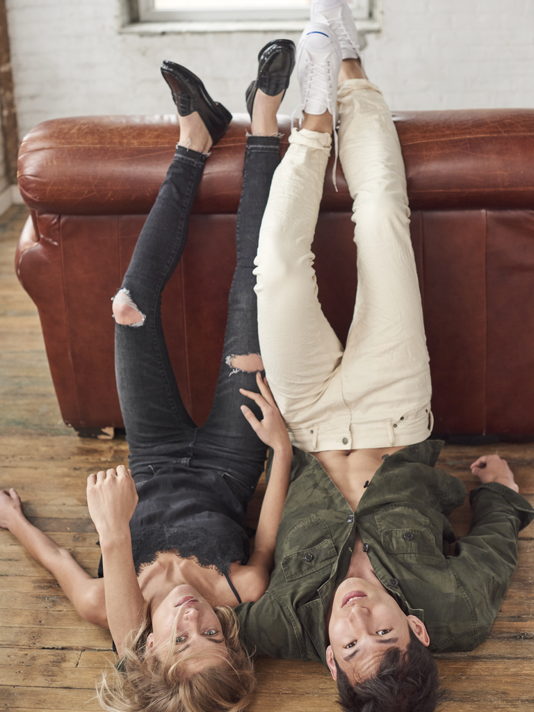 The Abercrombie Jeans You Knew From Middle School Are Gone — Meet the New Class