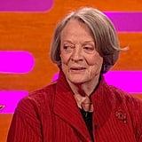 Maggie Smith Has Never Seen Downton Abbey