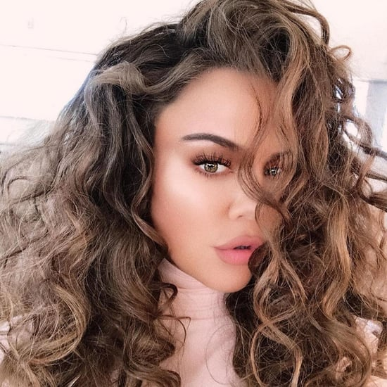 Khloé Kardashian's Curl Hairy Photos