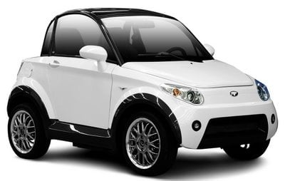 Nice MyCar is Next Big Thing in Small Electric Vehicles