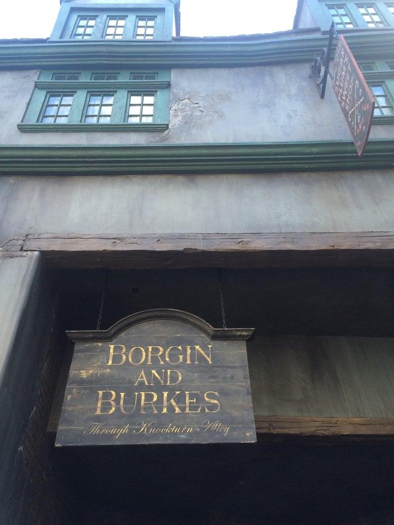 Check Out Borgin and Burkes