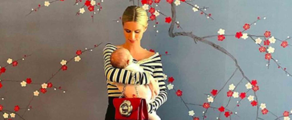Nicky Hilton Finally Shared a Photo of Her Baby Daughter Teddy, and It's Worth a Look