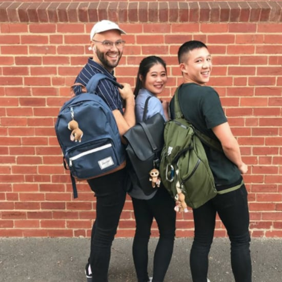 MasterChef 2020 Brendan, Reece and Jess Friendship Photos