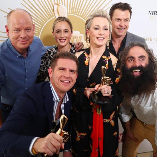 Logie Awards Betting Odds 2019