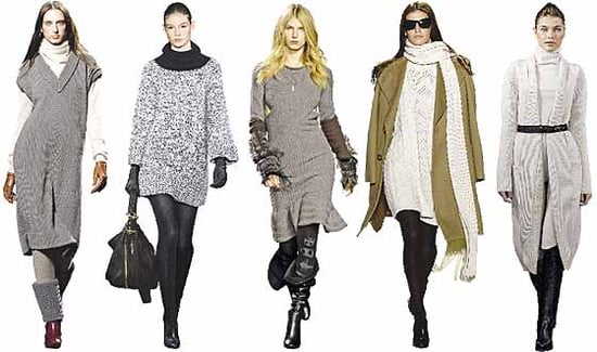Fall 2006: Bold, Cozy and a Little Bit 80's