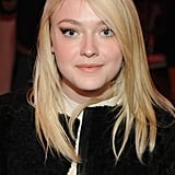 Dakota Fanning at Proenza Schouler