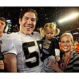 Scott Fujita and Family